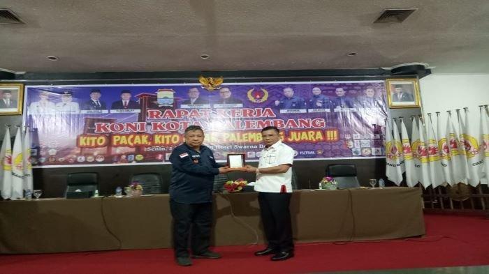 Kota Palembang Berambisi Rebut Gelar Juara Umum Porprov di OKU, KONI Palembang Akan Lakukan Ini