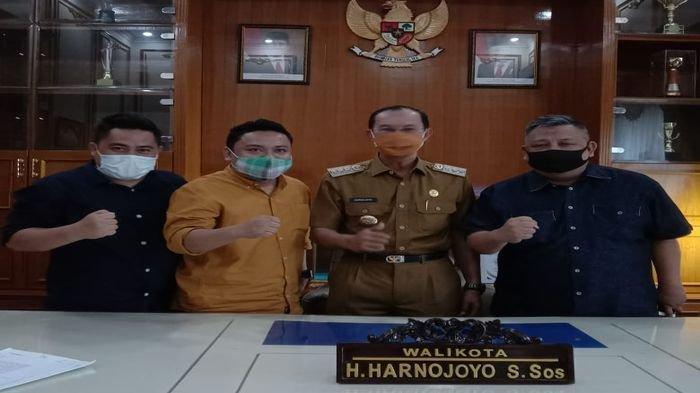 KONI Kota Palembang 'Gemuk' Total Pengurus Lebih 100 Orang, Anton Nurdin: Yakin Bisa Bahu Membahu