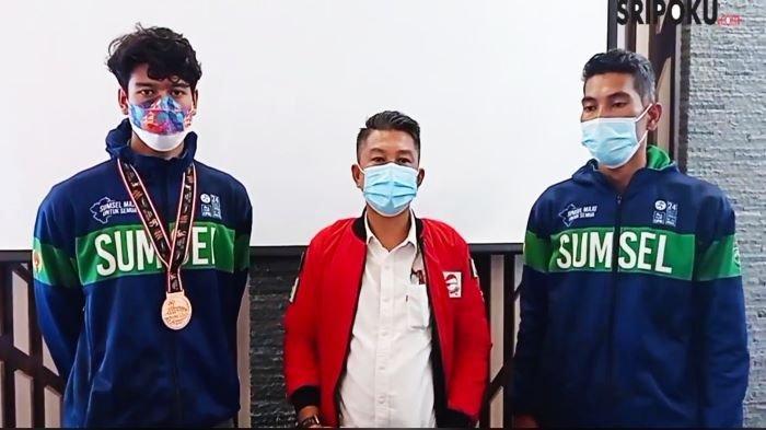 Tak Sekadar di Ganjar Bonus Perunggu PON, Asrul Janjikan Bantu Firand Sekolah Wushu ke Cina