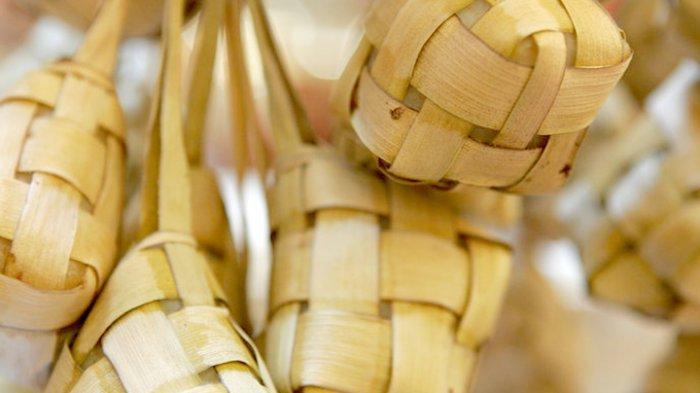Jangan Pernah Beli Ketupat Matang dengan 4 Ciri Ini, Hati-hati Banyak Dijual di Pasar Jelang Lebaran