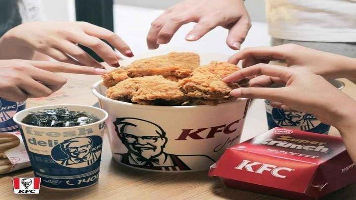 Promo dari Hoka-Hoka Bento dan KFC di Bulan Oktober Ini, Tunggu Apalagi, Ajak Keluarga Makan Bersama - kfc1jpg.jpg