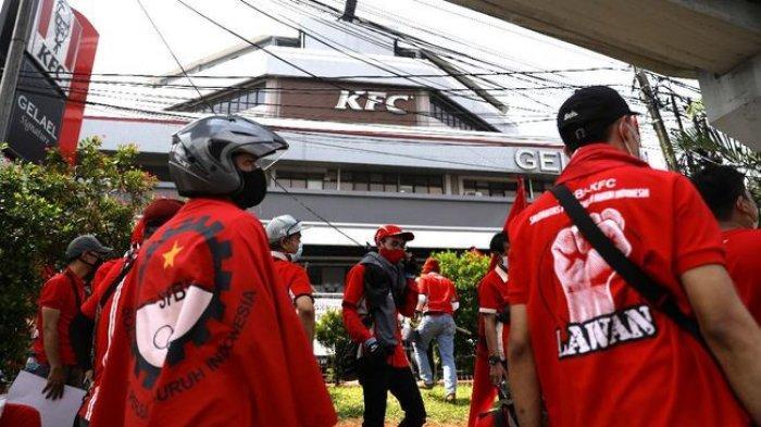 SPBI Minta Kemenaker Selidiki Dugaan Pelanggaran Norma Ketenagakerjaan di PT Fast Food Indonesia TBK