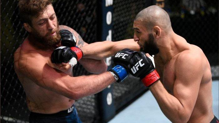 Petarung UFC Ranking 5 Ogah Diadu dengan Khamzat Chimaev, Takut?
