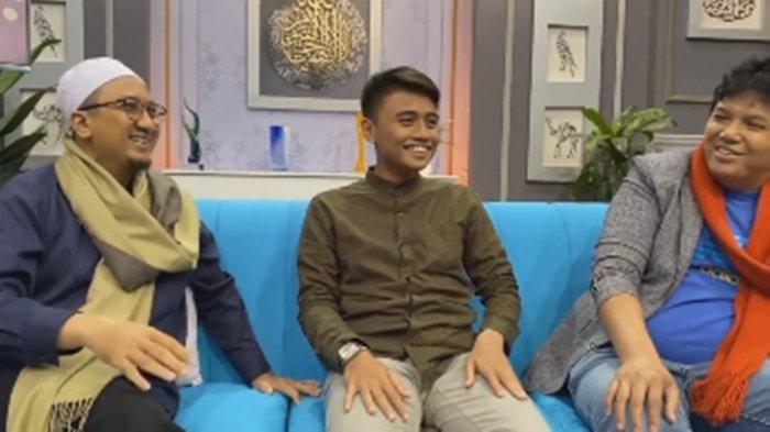 Ustaz Yusuf Mansur, Khikman Faqih dan Setiawan.