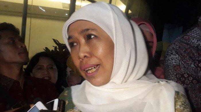Khofifah Dipolisikan terkait Pesta Ulang Tahun, Aktivis 98 Surabaya: Sungguh Memalukan