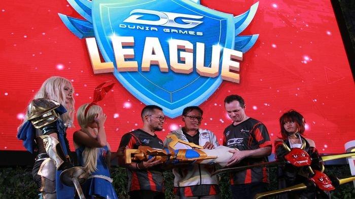 Dunia Games Gelar Liga eSport. Liga eSport Terbesar di Indonesia Berhadiah Rp 3 Milyar