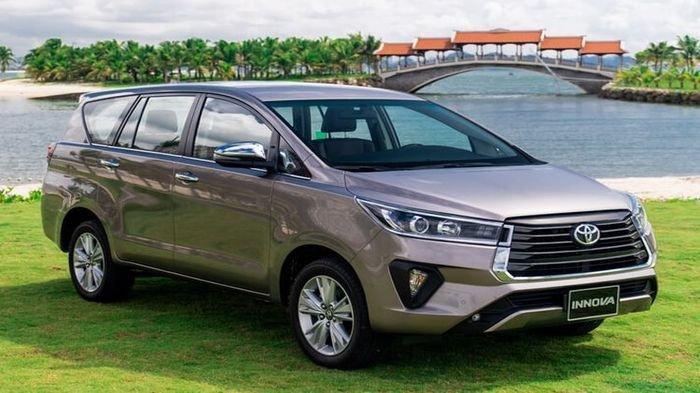 PT Toyota Astra Motor Resmi Luncurkan Kijang Innova Facelift Hari Ini, Dibanderol Mulai Rp 337 Juta