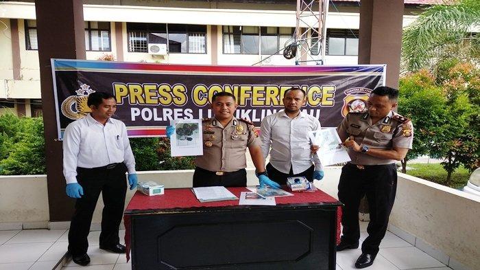 Polisi Selidiki Dugaan Kikil Formalin Milik Eva Dijual Oknum Pedagang Lain