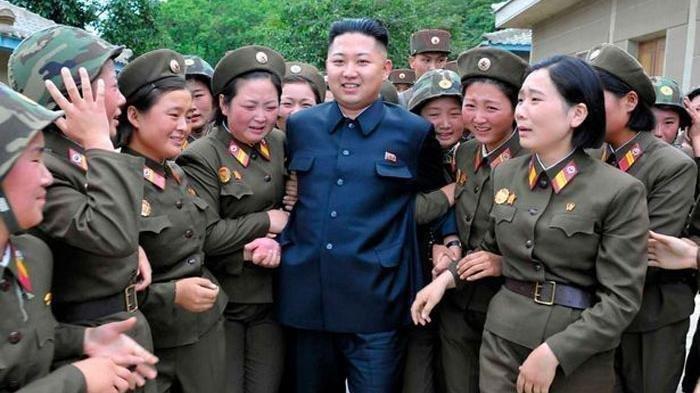 SEBULAN Rp 60 Juta,Brigade Wanita 24 Jam Layani Nafsu Kim Jong Un di Kamar Tidur:Senang Cari Perawan