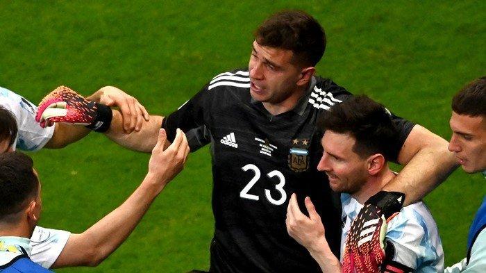 Kisah Kiper Argentina yang Jadi Pahlawan di Copa America 2021: Dibuang Arsenal, Kini Dipuji Messi