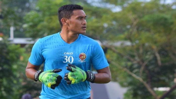Cara Kiper Sriwijaya FC Menunggu Kompetisi Liga 2 2021 Dimulai, Dari Mancing Hingga Main di Nabire