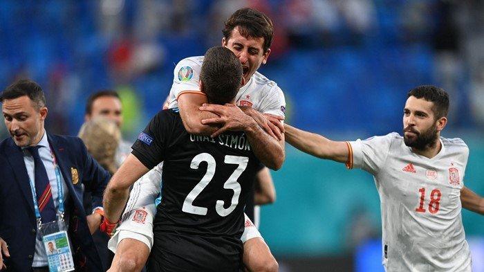 Prediksi Hasil Italia vs Spanyol di Semifinal Euro 2020, Saat Raja Piala Eropa Meladeni Gli Azzurri