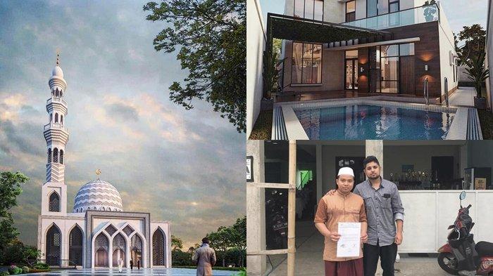 Kisah Seorang Arsitek Ini Gratiskan Desain Masjid & Rumah, Tawarkan Jasa Tak Biasa dengan Syarat Ini