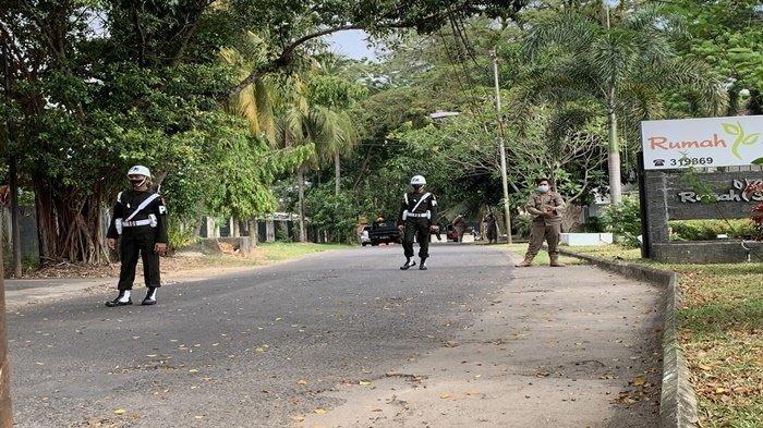 BREAKING NEWS : Kodam II Sriwijaya Kosongkan Rumah Dinas di Jalan Kartini Palembang