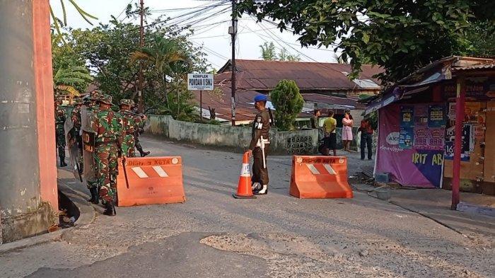 Ditempati Anak-Cucu Purnawirawan, Kodam II Sriwijaya Tertibkan Rumah Dinas TNI AD di Palembang