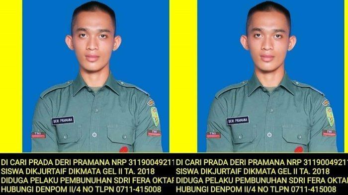 Kronologi Penangkapan Prada DP, Hingga Sang Bibi Menyebutkan DP Ada di Serang, Banten