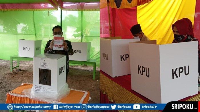 Ilustrasi pemilihan umum.