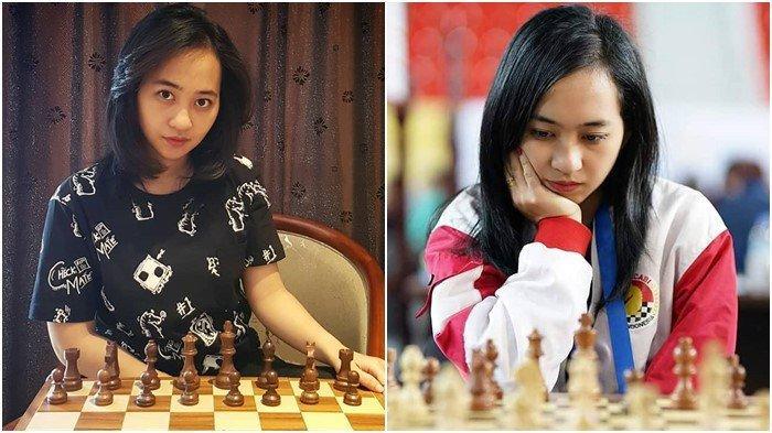 Prestasinya Mendunia, Siapa Chelsie Monica, Si Cantik di Sela Duel Dewa Kipas vs GM Irene Sukandar