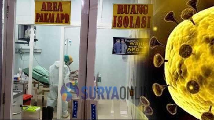 Pulang dari Korea Selatan WNI Alami Demam Tinggi, Diduga Kena Virus Corona, Dirawat di Ruang Isolasi