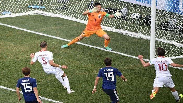 Kalah 1-0 dari Polandia, Jepang Tetap Masuk Babak 16 Besar Piala Dunia 2018