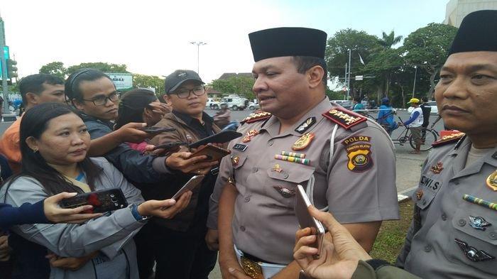 Direktorat Lalu Lintas Polda Sumsel Lakukan Pengamanan Arus Mudik Termasuk Tol Palembang-Lampung