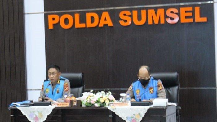 POLDA Sumsel Gelar Sidang Terbuka Penetapan Kelulusan Akhir Penerimaan Bintara dan Tamtama Polri