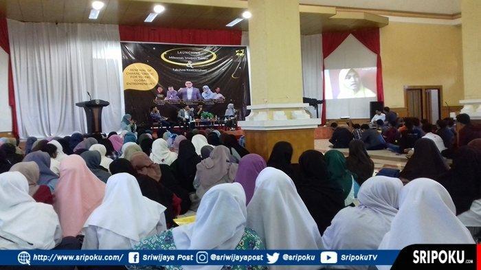 Ratusan Millenial Antusias Launching MPS, Tamat Sekolah Jadi Entrepreneur