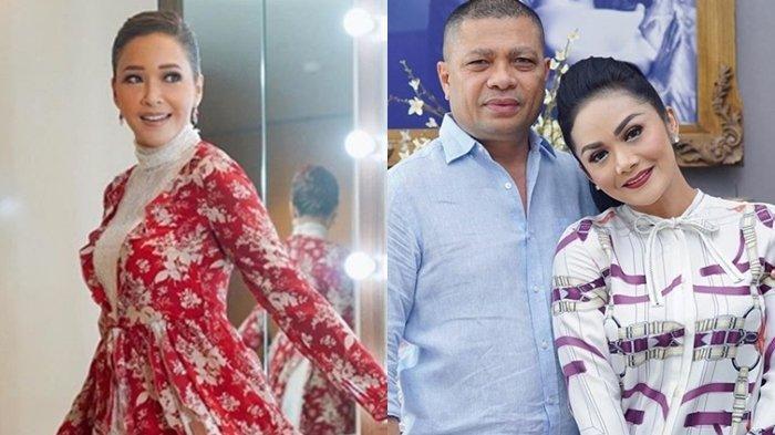 Komentari Kemesraan Krisdayanti & Raul Lemos, Maia Estianty Diserbu Netizen, Bahasanya Dicap 'Salah'