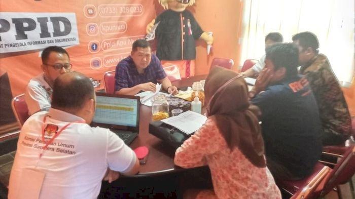Dua Hari tak Laporkan Data Verfak Dukungan Calon Perseorangan, KPU Musirawas Panggil PPK Purwodadi