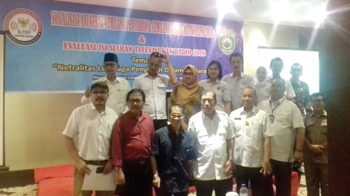 KPID Provinsi Sumatera Selatan Evaluasi Pengawasan Isi Siaran Televisi dan Radio