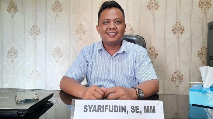 Syarifudin Terpaksa Konsumsi Suplemen