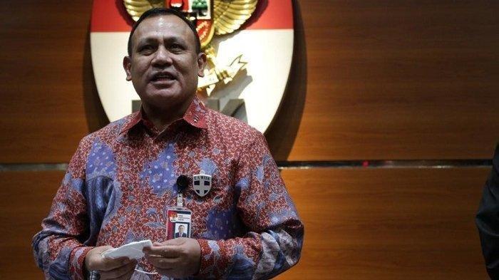 Tangkap Dua Menteri yang Dekat Orang Besar, Ketua KPK Firli Bahuri Panen Pujian