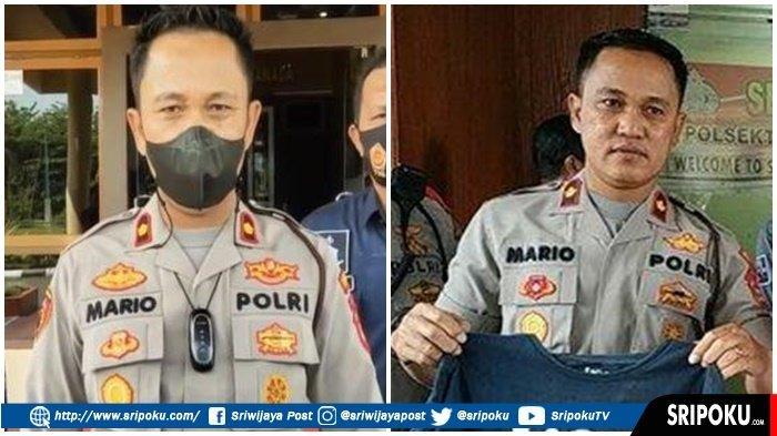 KOMPOL Mario Ivanry Jabat Kasat Res Narkoba Polrestabes Palembang, Surat Telegram Kapolda Sumsel