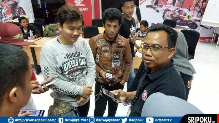Astra Motor Sumsel Persiapkan Honda Bikers Day Ambawara dengan Training Basic Life Support