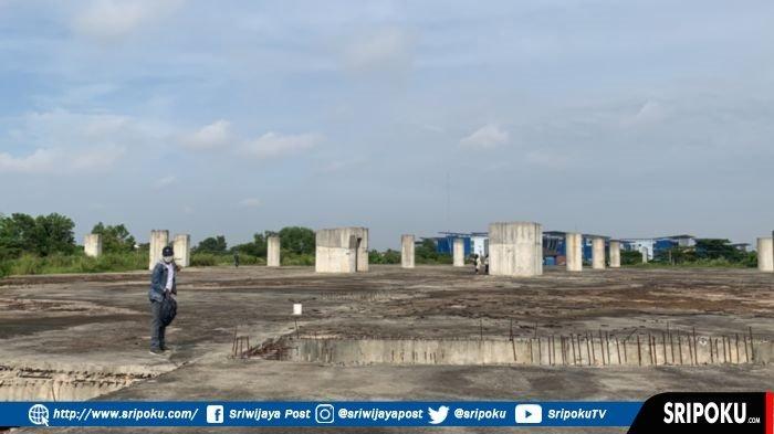 Yang Terlihat Hanya Tiang, Kemana Saja Dana 130 M untuk Masjid Raya Sriwijaya? Kini Sisa 1,5 Juta