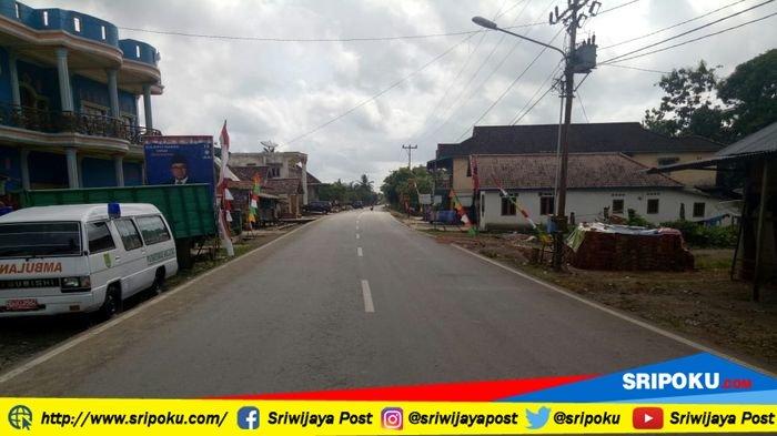 Kondisi Jalan di Wilayah Sumsel Rusak Sekali