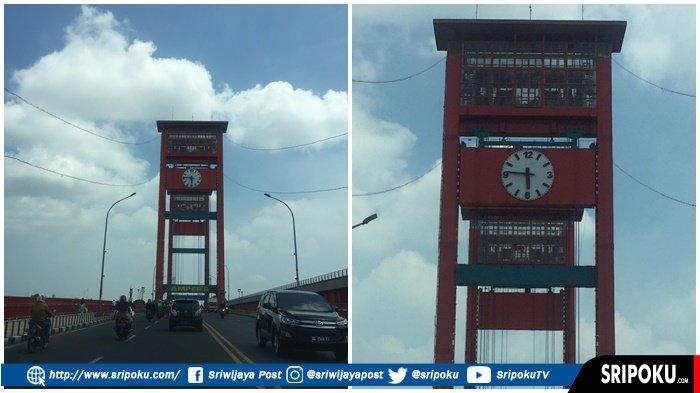 Deretan Objek Wisata di Kota Palembang, ada yang Diresmikan Presiden Soeharto dan Diakui Dunia