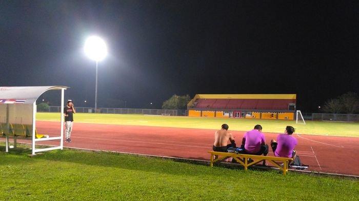 Pemain Sriwijaya FC Tak datang di Latihan Reguler, Benarkah Mereka Mogok?