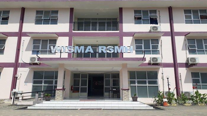 Jam Bezuk di RSMH Palembang Ditiadakan