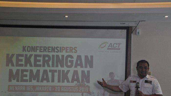 Sikap Aksi Cepat Tanggap dalam Hadapi Bencana Kekeringan yang Mematikan di  Indonesia
