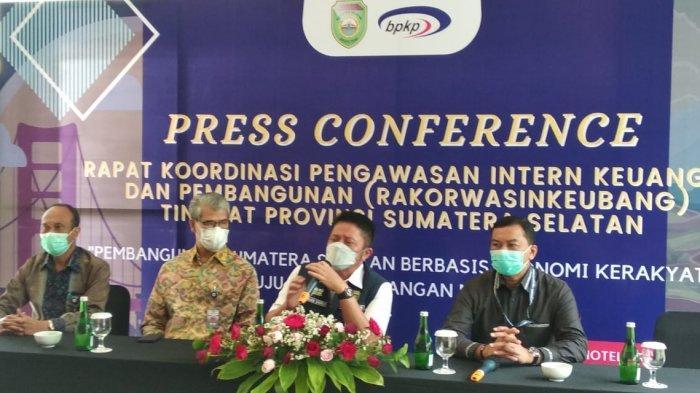 BPKP Kawal Program Pertanian Sumsel Antisipasi dari Penyimpangan, Herman Deru : Efektif dan Efisien