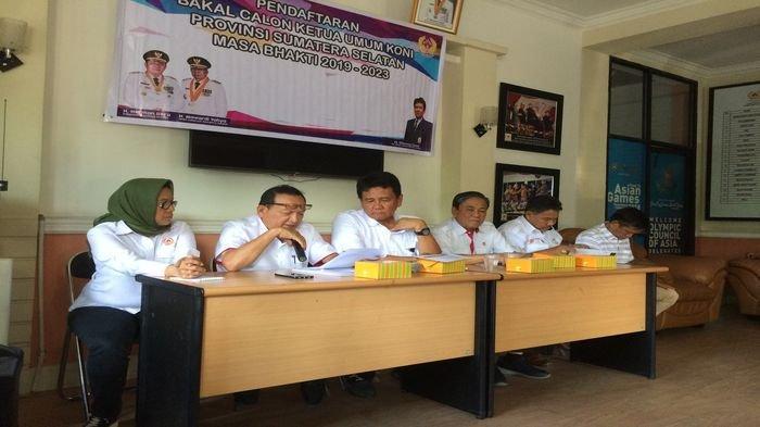 Gantikan Alex Noerdin, KONI Sumsel Buka Pendaftaran Calon Ketua Periode 2019-2023
