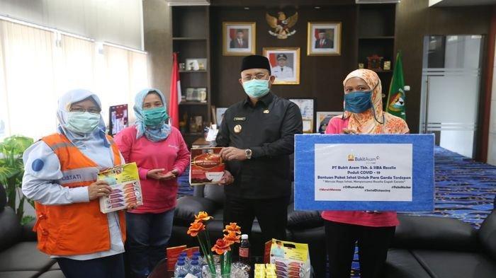 Plt Bupati Muaraenim H Juarsah SH Apresiasi CSR PT Bukti Asam Dalam Pemberdayaan Masyarakat