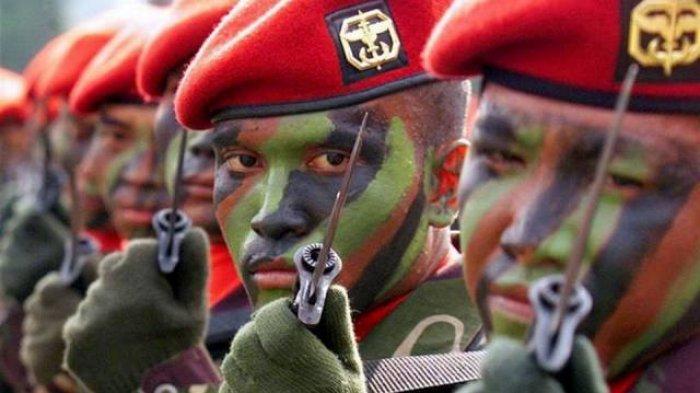 Dijuluki Pasukan Elit Mematikan hingga Latihan Mirip di 'Neraka', Terungkap Gaji Prajurit Kopassus