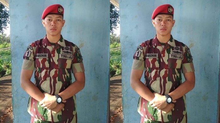 BREAKING NEWS: Anggota Kopassus Serda Ramadhan Asal Pagaralam Gugur di Papua