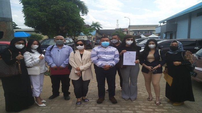 Tertipu Investasi Kos-kosan dan Arisan Online, Enam Perempuan Datangi Polrestabes Palembang