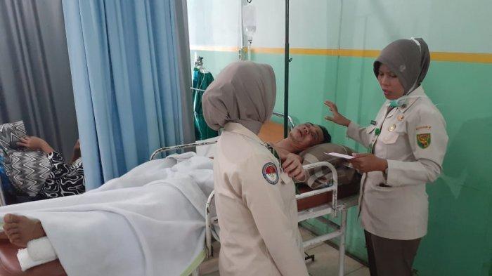Tiga Warga Kabupaten Empatlawang Korban Bentrok dengan Polisi Dirawat di RSUD Lahat