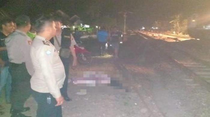 Anggota DPRD Ditabrak 2 Kereta Api Melintas Saat Gowes Sendirian: Kerabat Histeris Korban Tergeletak