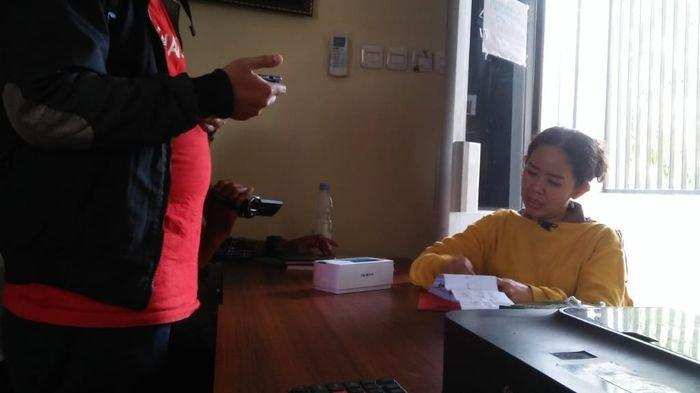 Dikabari Anaknya Sakit, Novi  Warga Sukarame Palembang Ini Jadi Korban Jambret di Jakabaring