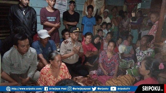 Diduga Cekcok Karena Tangkap Ikan, Jasad Warga Desa Tanding Marga PALI Ditemukan Penuh luka Tusuk
